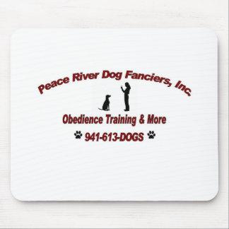Peace River Dog Fanciers Mouse Pad