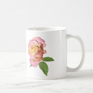 Peace Rose Basic White Mug