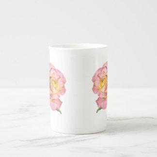Peace Rose Bone China Mug