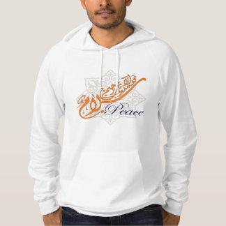 peace (salaam) hoodie