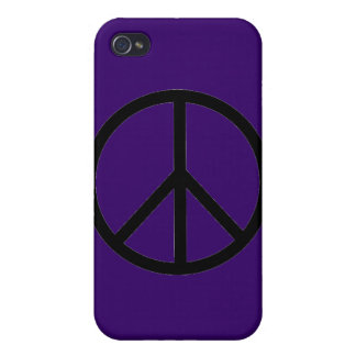 Peace Sign Case For iPhone 4
