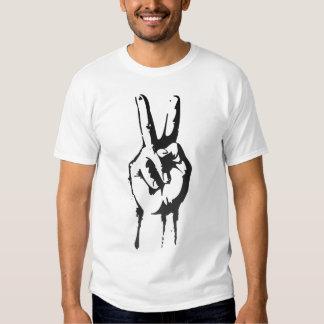 Peace Sign Design Shirt