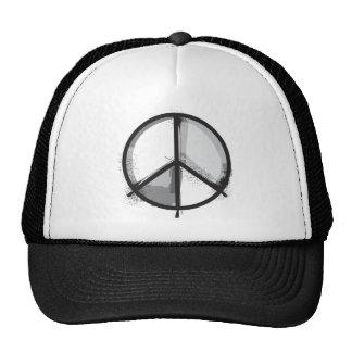 Peace Sign - Grunge Alternative Punk Trucker Hats