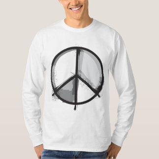 Peace Sign - Grunge Alternative Punk T-Shirt