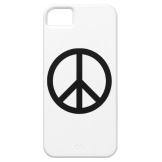 Peace Sign iPhone 5 Case