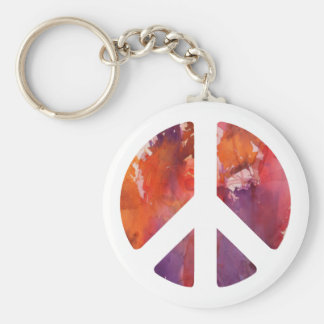 Peace Sign Key Chains
