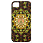 Peace Sign Nature Energy iPhone 5 Case