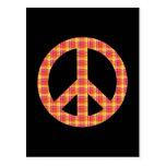 Peace Sign Postcards