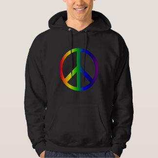 Peace Sign Rainbow Shirt