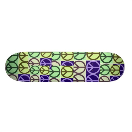 Peace Sign Skateboards
