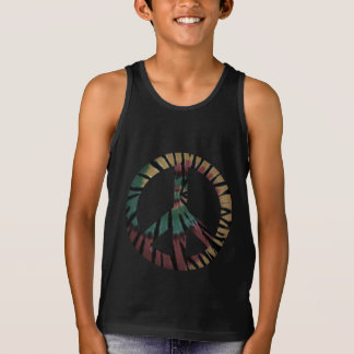 Peace sign tank for boys