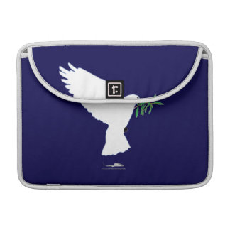 peace sleeves for MacBook pro