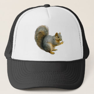 Peace Squirrel Trucker Hat