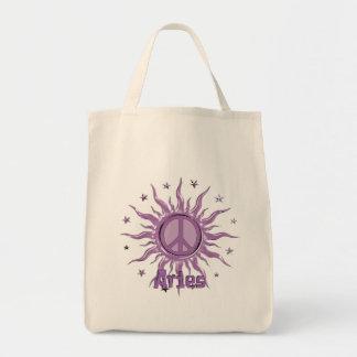 Peace Sun Aries Bags
