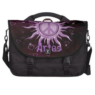 Peace Sun Aries Bag For Laptop