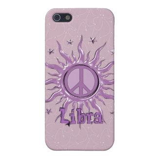 Peace Sun Libra iPhone 5 Cover