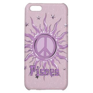Peace Sun Pisces iPhone 5C Case