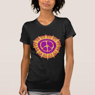 Peace Sun Spiral T-Shirt