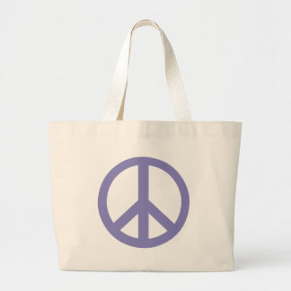 Peace Symbol CND Tote Bag