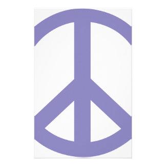 Peace Symbol CND Stationery