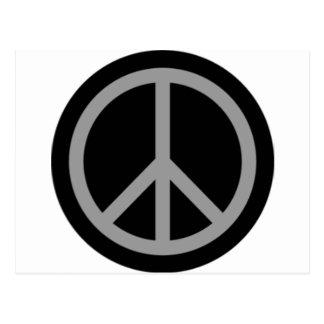 Peace Symbol Products & Designs! Postcard