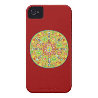 Peace Symbols Design Case-Mate iPhone 4 Cases