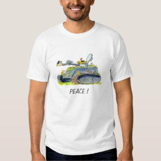 PEACE ! t-shirt