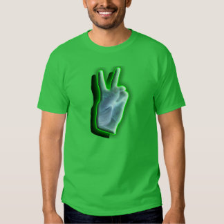 Peace. T Shirts