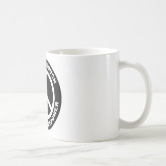Peace Through Superior Firepower Coffee Mug