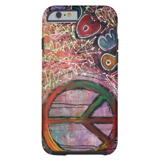 Peace Tough iPhone 6 Case