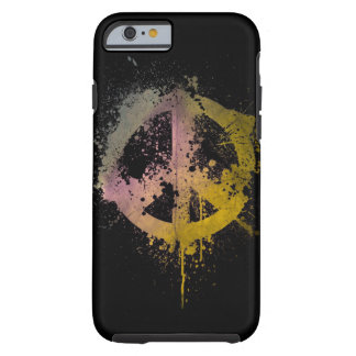 Peace! Tough iPhone 6 Case
