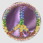 Peace Treasure Stickers