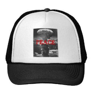 PEACE Trucker Mesh Hat