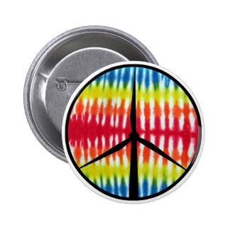 Peace Turbine 6 Cm Round Badge