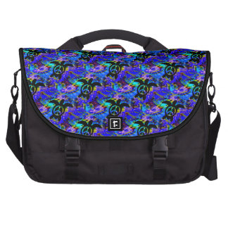 Peace Turtle Commuter Bag