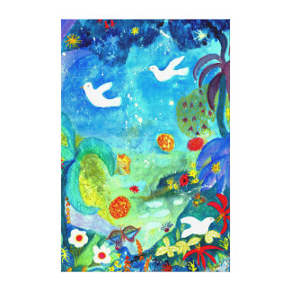 Peace Two. Canvas Print