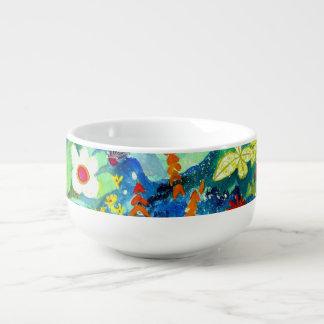Peace Two. Soup Mug