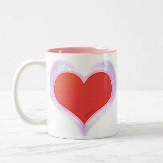 Peace Two-Tone Mug