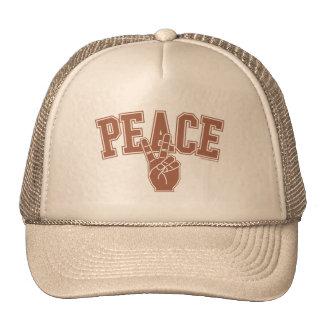 PEACE UNIVERSITY TEAM MESH HAT