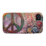 Peace Vibe iPhone 4 Cases