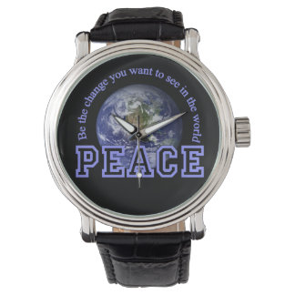 PEACE watches
