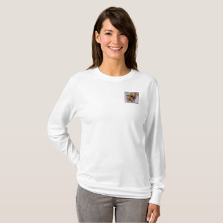 Peace Week Woman's Long Sleeve Tee Shirt
