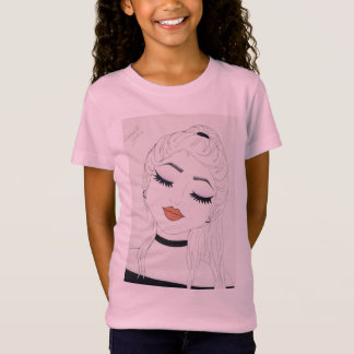 Peace Within Pink T-shirt