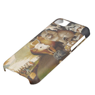 Peaceable Kingdom, c.1834 (oil on canvas) iPhone 5C Case