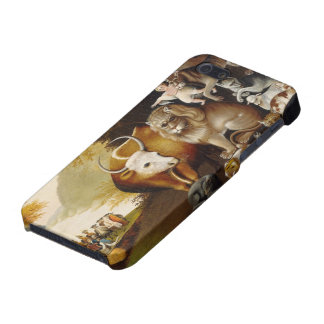 Peaceable Kingdom, c.1834 (oil on canvas) iPhone 5/5S Covers