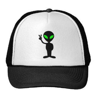Peaceful Alien Cap