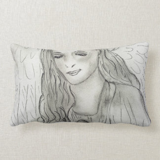 Peaceful Angel Pillow
