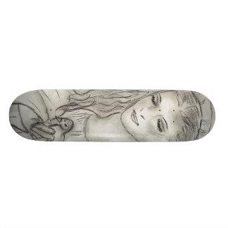 Peaceful Angel Skate Boards