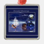 Peaceful Blessings  Collection Christmas Ornaments