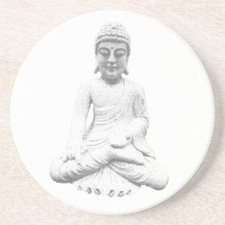 Peaceful Buddha Beverage Coaster